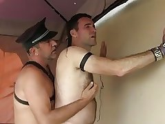 Flogged and fucked