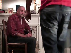 Chad Brooks Gay Daddies Spanking Play