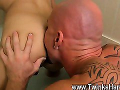 Hot gay sex In part two of trio Twinks and a Shark, the thre