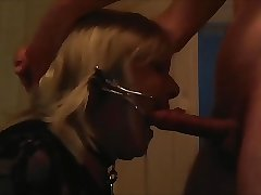 Briony Face Fucked by Stud
