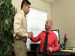 My boss is Gay
