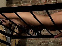 Free teen boy bondage photo galleries gay Blindfolded sub du