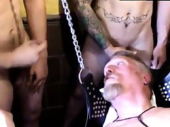 Pig gay porn tube Post Fisting Session Jerk Off