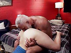 Bear Fucks Pussy Boy