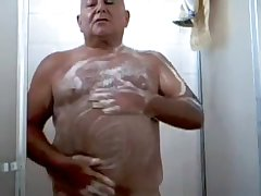 Beefy daddy shower