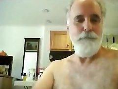 Dad large pecker