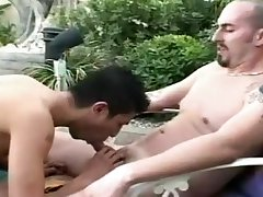 Daddy Fucks Boys Ass