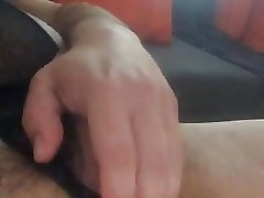 Touching my girly pussy