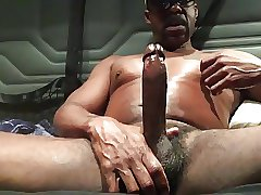 trucker's horny mode  (with sensitive nipples)
