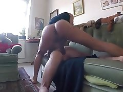 my boyfriend fuck hard my ass