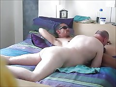 Thick, Uncut Blatino Cock For Both My Holes.