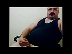 Very handsome turkish wanking